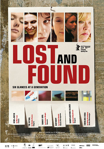 "Filmplakat ""Lost and Found"""